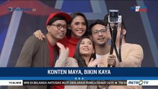 Q & A - Konten Maya, Bikin Kaya (1)