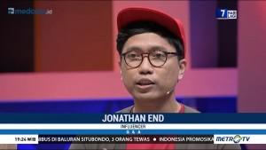 Cerita Jonathan End yang Buka Jasa Curhat Berbayar Rp100 Ribu per 5 Menit