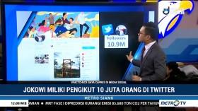 Gaya Jokowi dan Prabowo di Media Sosial