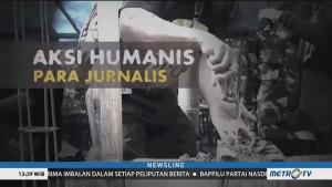 Aksi Humanis Jurnalis Kulonprogo