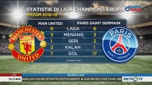 Preview MU vs PSG: Belum Ada Tim Prancis Menang di Old Trafford