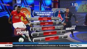 Senyum Pogba Jadi Ancaman untuk PSG