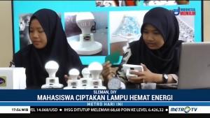 Lampu Darurat Hemat Energi Buatan Anak Negeri