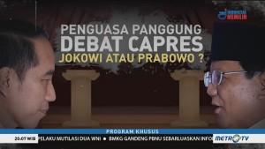 Debat Jadi Momen Jokowi Jawab Kritik Prabowo