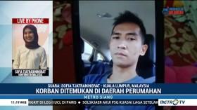 Polisi Malaysia Interogasi Dua Terduga Tersangka Mutilasi WNI