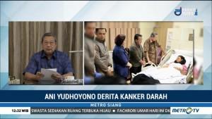 Ani Yudhoyono Menderita Kanker Darah