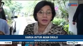 Menkeu-Menteri ESDM Evaluasi Harga Avtur