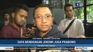 Yusuf Mansur Doakan yang Terbaik untuk Jokowi & Prabowo