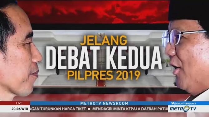 Debat Capres Jadi Kesempatan Jokowi Jawab Kritik Prabowo