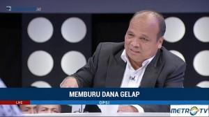 Yunus Husein: Tidak Ada Angka yang Pasti Jumlah Uang Korupsi Indonesia di Swiss