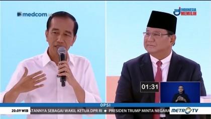 Opsi - Debat Capres, Siapa Juara? (1)