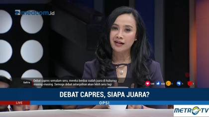 Unicorn Ramai Dibahas Netizen Milenial Usai Debat Capres Kedua