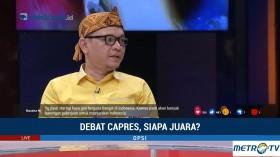 TKN Bantah Tudingan Jokowi Pakai <i>Earpiece</i> dan Pulpen Khusus saat Debat