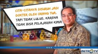 Fakta Unik Menteri Budi Karya Sumadi
