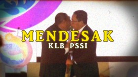 Highlight Primetime News - Mendesak KLB PSSI
