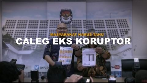 Highlight Primetime News - Masyarakat Harus Tahu Caleg Eks Koruptor