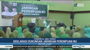 Jaringan Perempuan NU Purworejo Dukung Jokowi-Ma'ruf