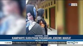Polisi Tahan Pengunggah Video Kampanye Hitam Jokowi-Ma'ruf