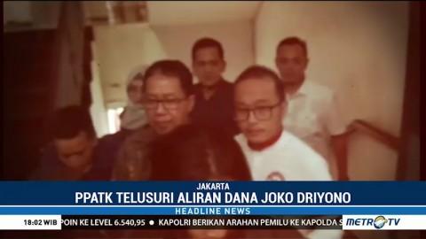 PPATK Telusuri Aliran Dana Joko Driyono