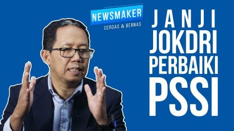 NewsMaker - Janji Jokdri Perbaiki PSSI