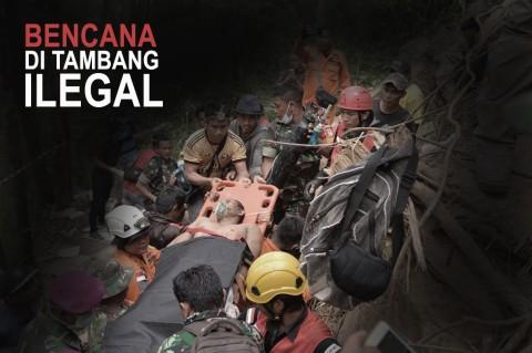 Highlight Primetime News: Bencana di Tambang Ilegal