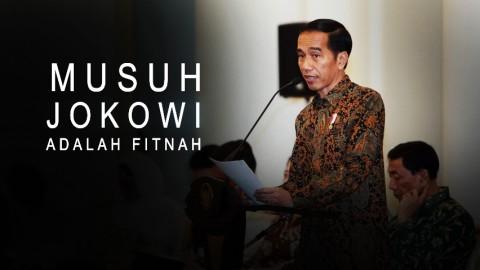 Highlight Prime Talk: Musuh Jokowi adalah Fitnah