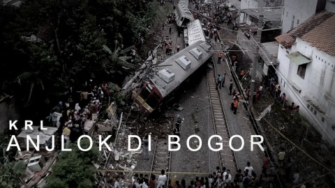 Highlight Primetime News - KRL Anjlok di Bogor