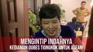 Yuk, Intip Indahnya Kediaman Dubes Tiongkok untuk ASEAN!