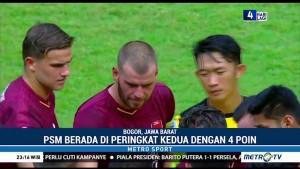 PSM Makassar Pesta Gol ke Gawang Lao Toyota FC