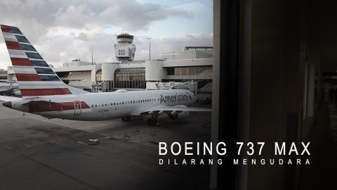 Trump Larang Boeing 737 Max Terbang di Langit AS