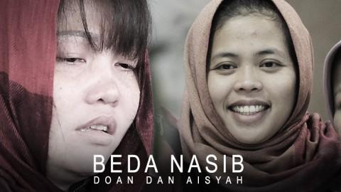 Beda Nasib Doan Thi Huong dan Siti Aisyah