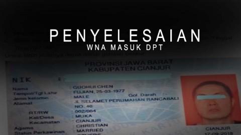 Highlight Primetime News: Penyelesaian WNA Masuk DPT