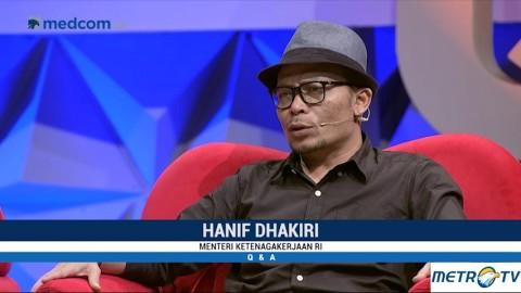 Soal Isu TKA Boleh <i>Nyoblos</i>, Hanif Dhakiri: Mana Ada!