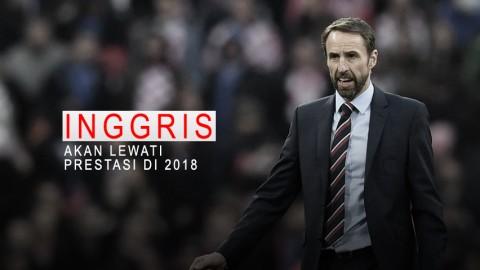 Kane : Inggris akan Lewati Prestasi pada 2018