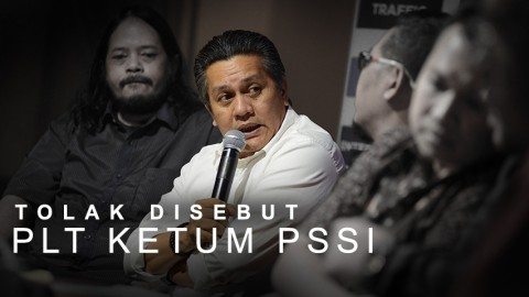 Highlight Primetime News - Gusti Randa Tolak Disebut Plt Ketum PSSI