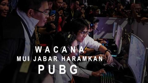 Wacana MUI Jabar Haramkan PUBG