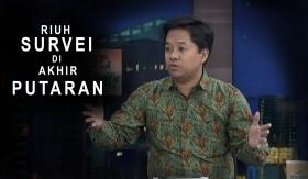 Hightlight Prime Talk : Riuh Survei di Putaran Akhir