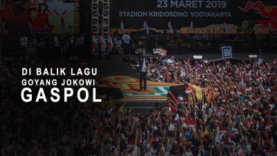 Highlight Primetime News: Cerita di Balik Lagu Goyang Jempol Jokowi Gaspol