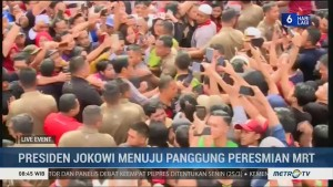 Peresmian MRT Jakarta (10)
