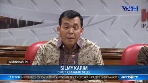 Krakatau Steel akan Kooperatif dengan KPK