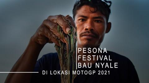Pesona Festival Bau Nyale, di Lokasi MotoGP 2021