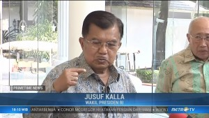 JK Ambil Alih Tugas Jokowi di Masa Kampanye
