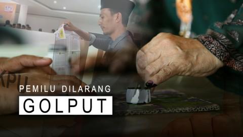 Highlight Primetime News: Pemilu Dilarang Golput
