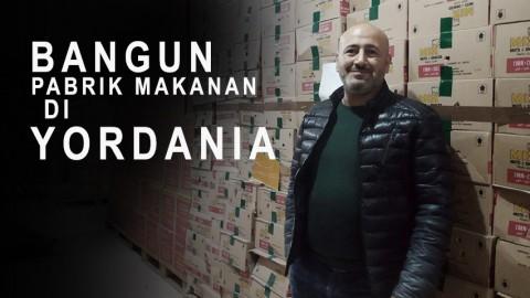 Indonesia Bangun Pabrik Makanan di Yordania