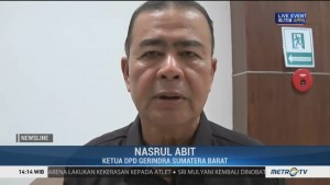 Klarifikasi Kampanye Prabowo di Padang