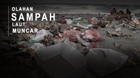 Olahan Sampah Laut Muncar