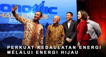 Perkuat Kedaulatan Energi Melalui Energi Hijau