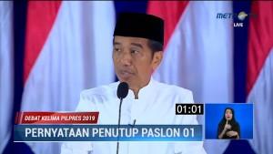 Jokowi: Untuk Jadi Negara Maju, Jangan <i>Kufur</I> Nikmat
