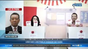 WNI di Johor Bahru Gunakan Hak Pilihnya