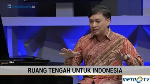 Ruang Tengah Indonesia Cairkan Suasana Politik Lewat Karya